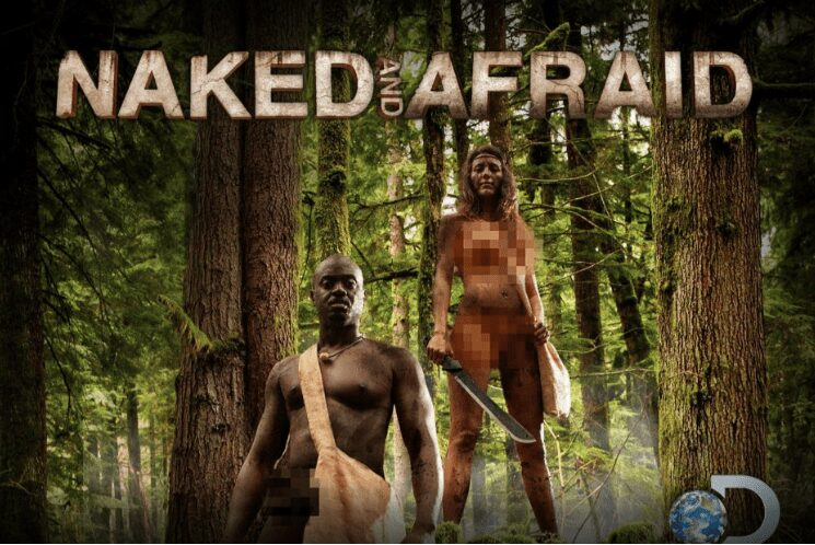 Naked and Afraid rules