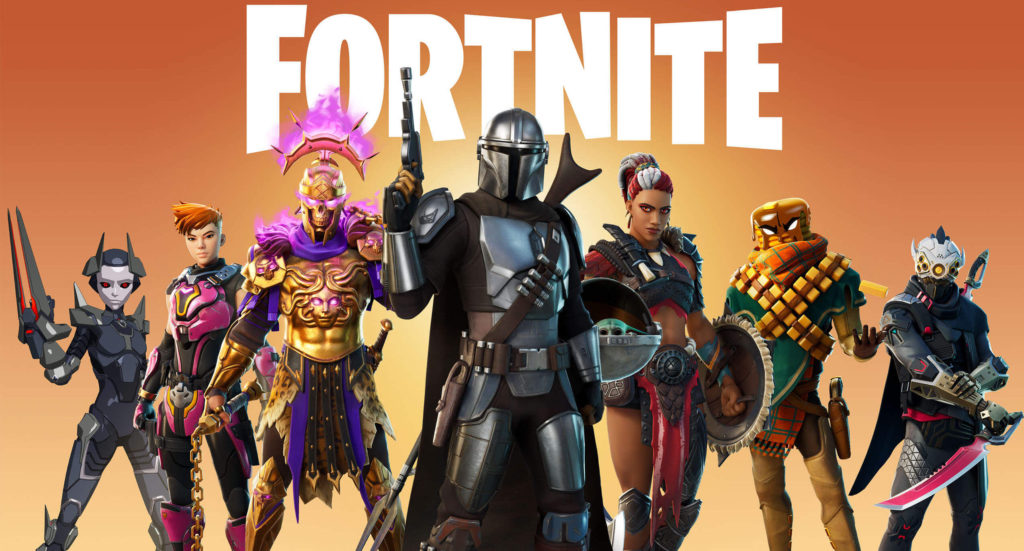 Fortnite Accounts With Password
