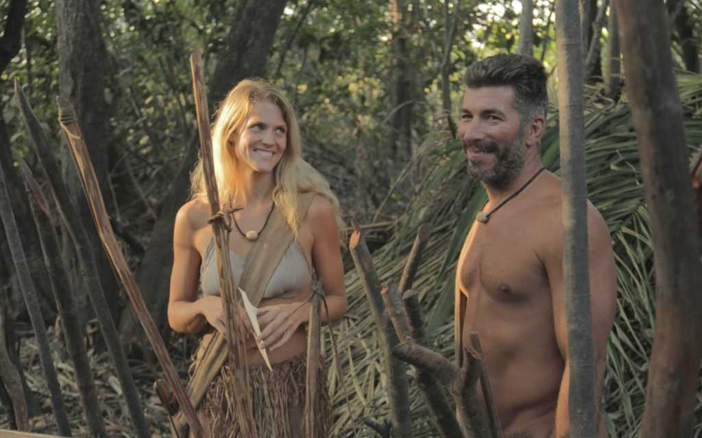Rules for NAKED AND AFRAID